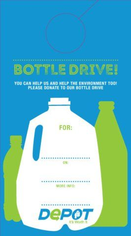 bottle drive in Calgary